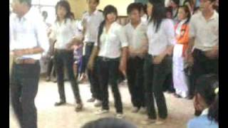 khome lop 12a2 truong trung hoc pho thong tap son