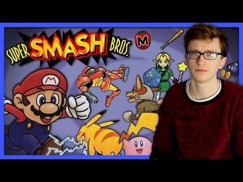 Super Smash Bros. (N64)   Smash Hit - Scott The Woz