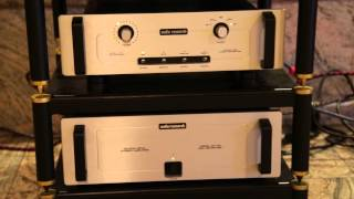 Krell Evolution505 CD/SACD player + Audio Research SL15(Preamp.) + SD135(Amp.) + B&W 801s