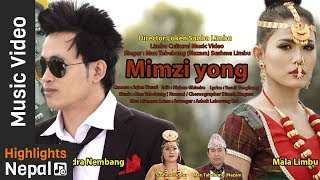 MIMZI YONG Ft. Ghanendra Nembang, Mala Limbu | New Limbu Cultural Music Video 2017/2074