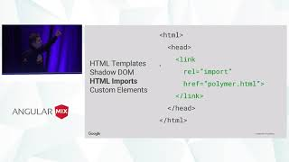 Angular Labs: A Glimpse at Angular Elements by Rob Wormald