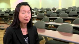 Jiaoting Shi (Sophie), Florida State LL.M. student from China