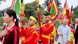 Lễ Tế Tổ Trịnh Gia Xóm 16 Xã Xuân Kiên Làng Kiên Lao 2018