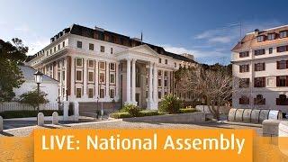 Plenary: National Assembly, 13 September 2016