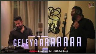 Chakravyuha   Geleya Geleya   Making Video   Puneeth Rajkumar   Jr NTR   Tarak   Rachita Ram   SST