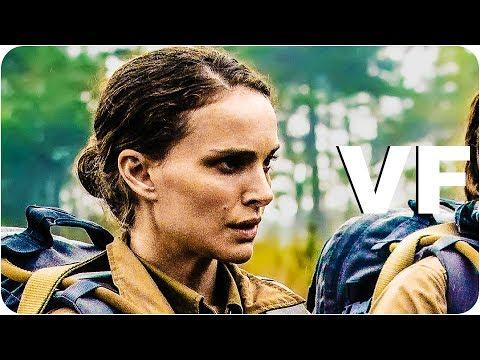 ANNIHILATION Bande Annonce VF (2018) Officielle