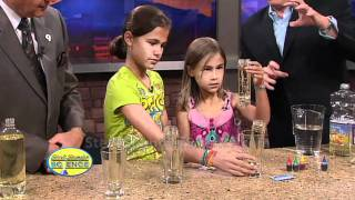 Bubbling Lava Bottle - Cool Science Experiment