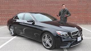Mercedes-Benz E 400 review