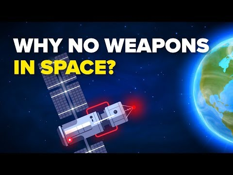 Why No Weapons In Space
