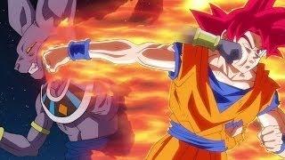 Dragon Ball Super Hindi Dubbed |  Goku vs Beerus
