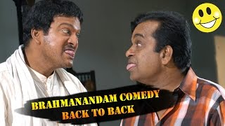 Bhagyalakshmi Bumper Draw Movie  Brahamanandam Full Comedy