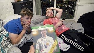 I'VE GOT FIFA 18 EARLY PRANK ON WROETOSHAW!