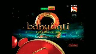 Bahubali 2 | 3rd Time On Television | Exclusive | Sony Max