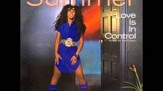 Donna Summer - Love Is In Control (Original Disco Single)