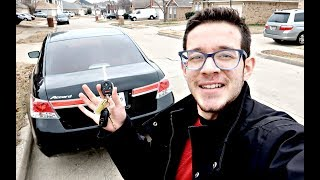 اشتريت لأبوي سيارة احلامه وامي صارت تبكي من الفرحة!! #الحمدلله