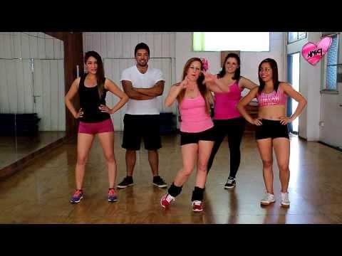 Que viva la vida Wisin Coreografía Baile Entretenido. PINK Pilates Fitness&Dance