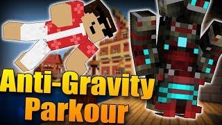 PARKOUR BEZ GRAVITACE? - Minecraft Antigravity Parkour w/Sajmon