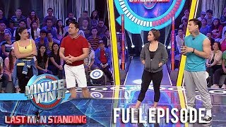 Minute To Win It - Last Man Standing - Full Episode | January 8, 2019