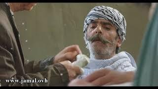 باب الحارة - تنكة و أبو بدر : مين فيكون هو الحلاق ! جمال العلي و محمد خير الجراح