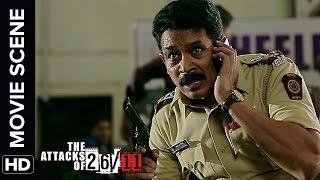 Helpless Cops | The Attacks Of 26/11 | Nana Patekar | Movie Scene