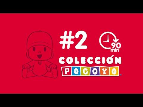 Pocoyó Dibujos animados en español para niños hora y media PARTE 2