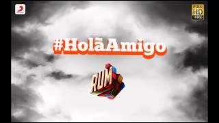 Rum - Hola Amigo | Anirudh Ravichander | B.A.T Cover