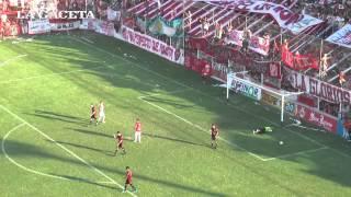 San Martín perdió 2 a 1 ante Central Córdoba y se quedó sin ascenso