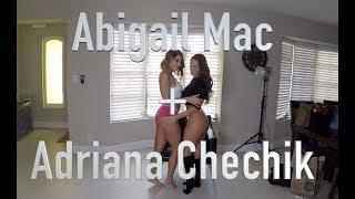 "Adriana Chechik + Abigail Mac +""Sean Lawless Going In.EP23"""