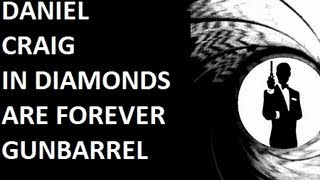Skyfall series - Daniel Craig in Diamonds are Forever
