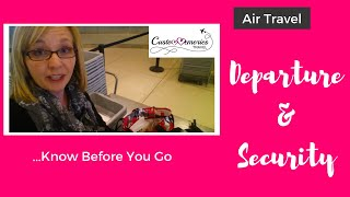 Airline Travel Tips for Departure: The Airline Check In Process