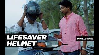 Lifesaver Helmet – जीवन बचाने-वाला  हेलमेट – OMG! Yeh Mera India – HISTORY TV18
