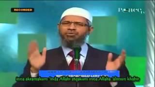 Discours du Dr Zakir Naik Oxford Union - Francais