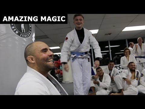 Xxx Mp4 Eduard Todor AMAZING MAGIC At Sorriso Brazillian Jiu Jitsu Club 3gp Sex