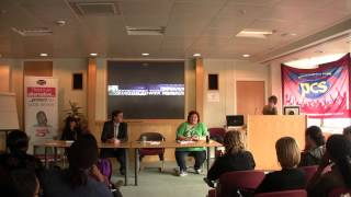 Olympics Meeting - Q&A with Tim Armit and Fiona Staff (Pt 1) - 20th March 2012