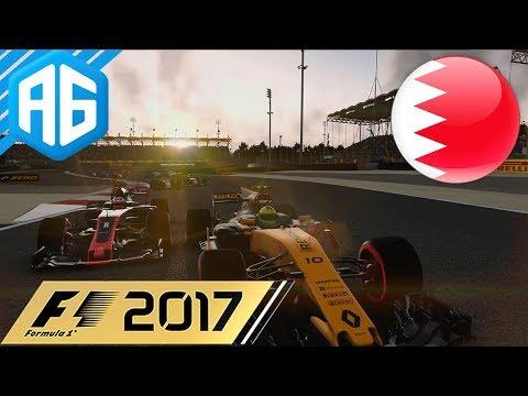 F1 2017 #23 GP DA BAHREIN - FOI MUITO ARRISCADO O QUE EU FIZ (Português-BR)