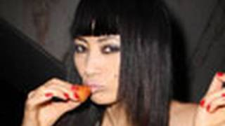In The Jacuzzi with Bai Ling & HotForWords