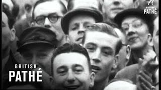 Wembley - England V The Rest Of The World (1953)