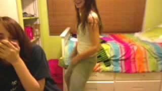 Dancing pants!