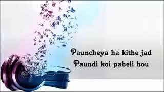 happy raikoti sochdi tan honi ae Lyrical HD video