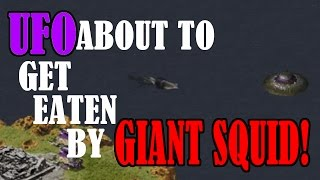 RA2 YR - Giant Squid eats Disc!