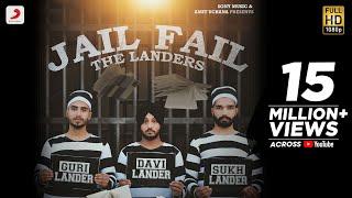 The Landers - Jail Fail | Mr V Grooves | Latest Punjabi Song 2016