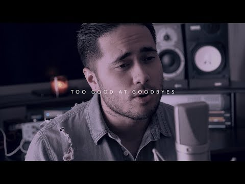 Too Good at Goodbyes - Sam Smith (Cover by Travis Atreo)