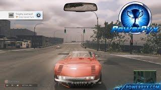 Mafia 3 - One Good Turn Trophy / Achievement Guide (180 Degree Turn at High Speed)