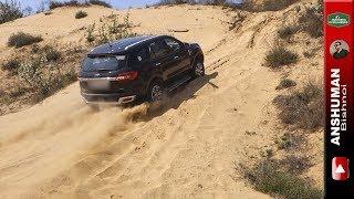 Endeavour 3.2, Thar CRDe, Gypsy: Difficult Sandy climb 4Mar17