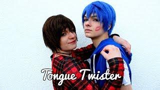 Tongue Twister - CMV MeikoxKaito (Vocaloid)