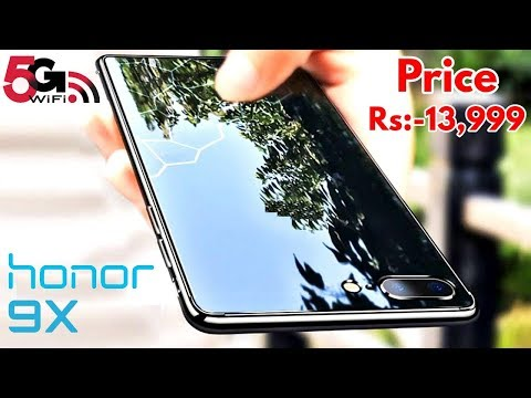 Xxx Mp4 Honor 9X First Look 5G Confirmed Price Speces Amp Launch Date Get A Website 3gp Sex
