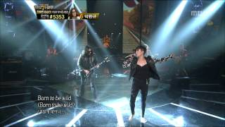 #07, Lee Eun-mi - Born to be wild, 이은미 - 본 투 비 와일드, I Am a Singer2 20121125
