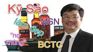 Công ty Cổ phần Tập đoàn MaSan - MSN - Kỹ sảo làm đẹp BCTC | Vlog # 155