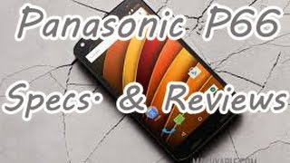 Panasonic P66 Mega With 21 Indian Language Support Launched | Features & Reviews | Mac Channel |