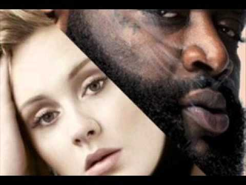 Adele Feat  Rick Ross   Hello Remix